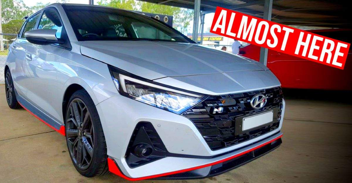 Hyundai i20 N high performance hatchback launch date officially revealed