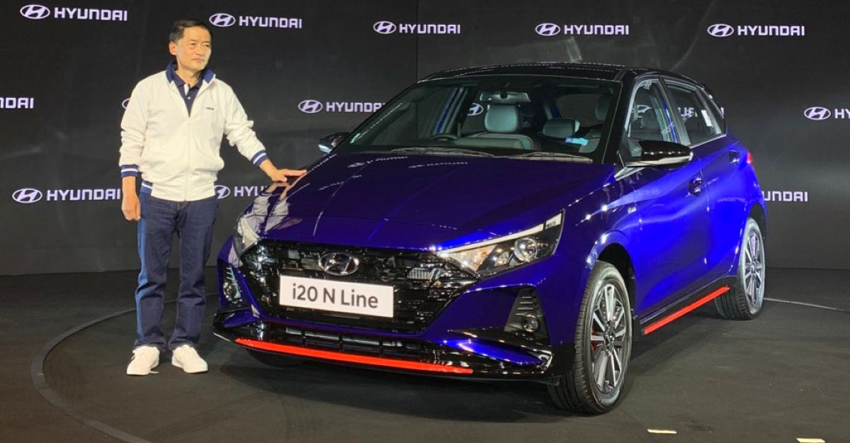 India-spec Hyundai i20 N Line high performance hatchback unveiled: Bookings open