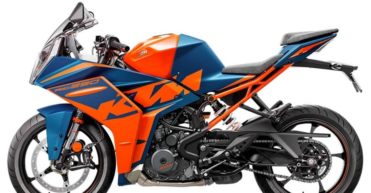 KTM RC390 leaked ahead of launch: Clear Images