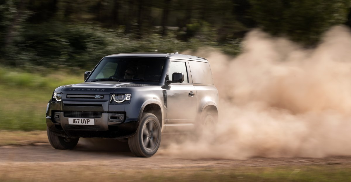 Land Rover Defender V8 launched at Rs. 1.9 Crores: Mercedes Benz G63 AMG rival
