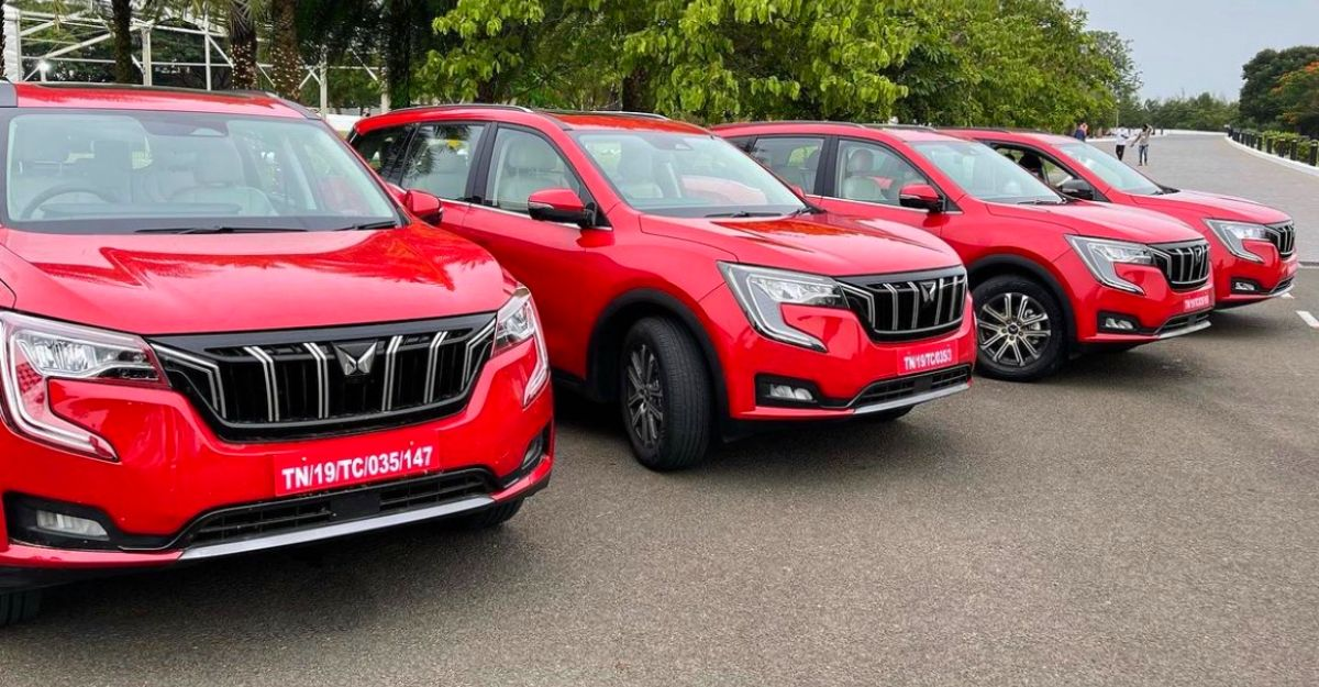 Mahindra XUV700 – top speed 200 KMPH – is the fastest SUV in the segment