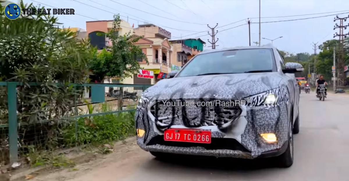 MG Astor compact SUV spied ahead of launch: Will rival Hyundai Creta, Kia Seltos