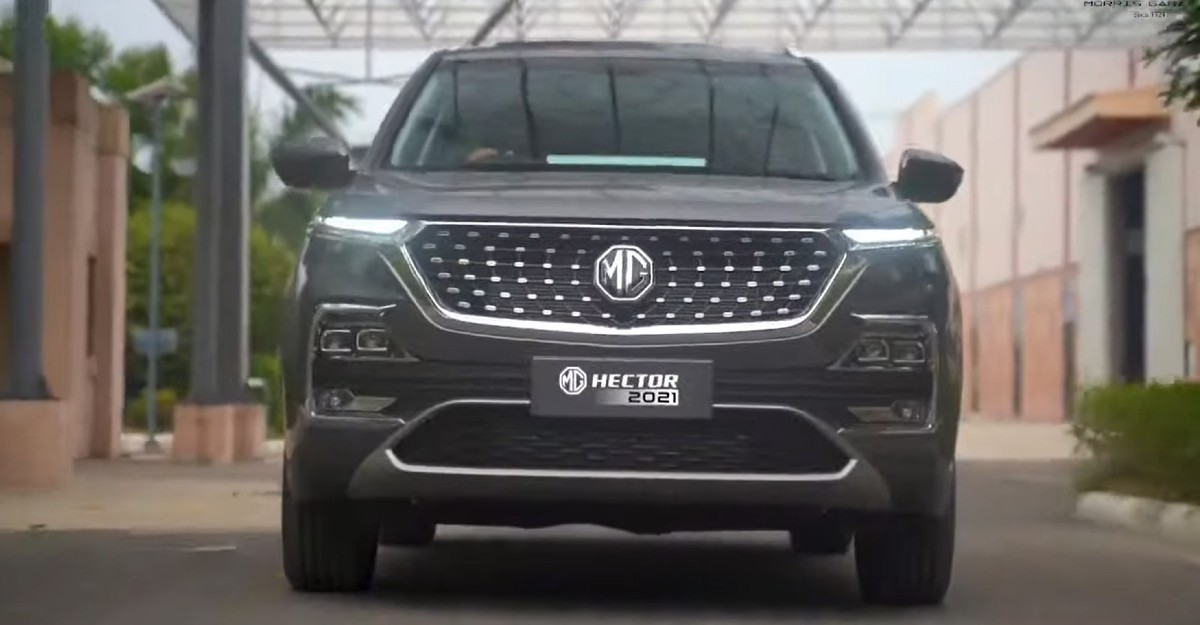 MG Hector Shine SUV launched: Prices start from Rs. 14.51 lakh