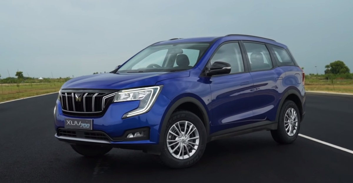 Mahindra XUV700 MX & AX trims detailed in an official video