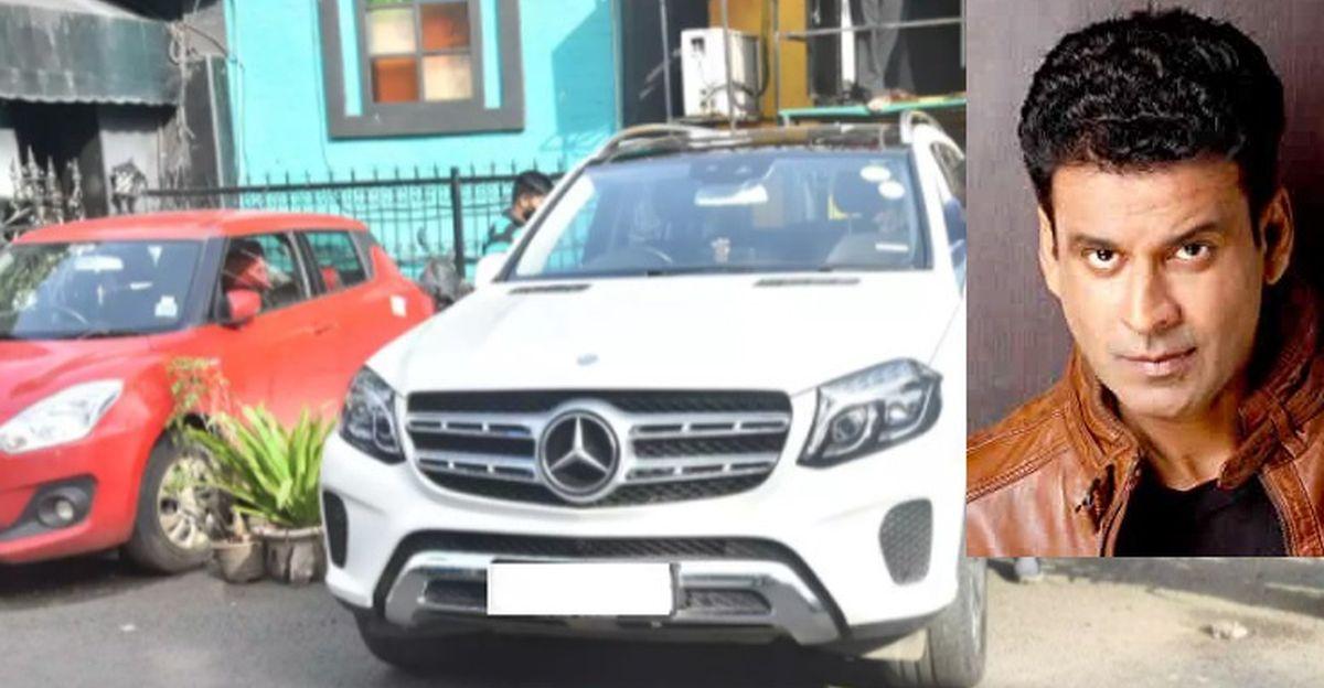 Actor Manoj Bajpayee buys a Mercedes-Benz GLS luxury SUV