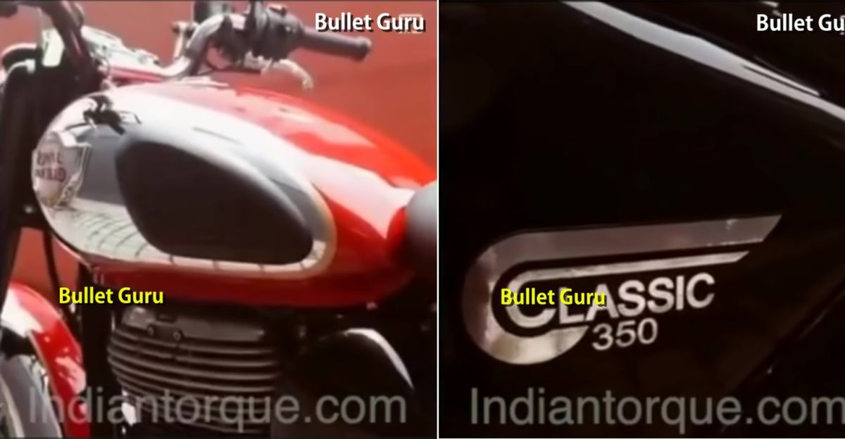 2021 Royal Enfield Classic 350 in new colour leaked before official launch