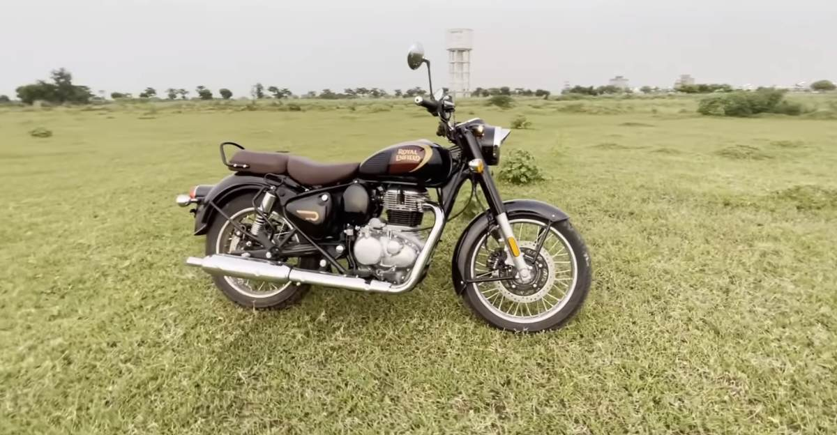 2021 Royal Enfield Classic 350 ridden ahead of launch