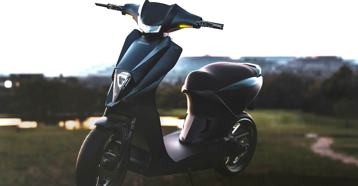 Simple One electric scooter with 240 km range to launch on 15th August: Will rival Ola's Electric scooter