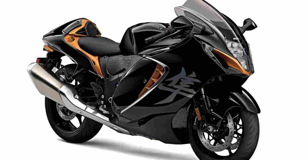 India's first pre-owned 3rd gen Hayabusa is on sale