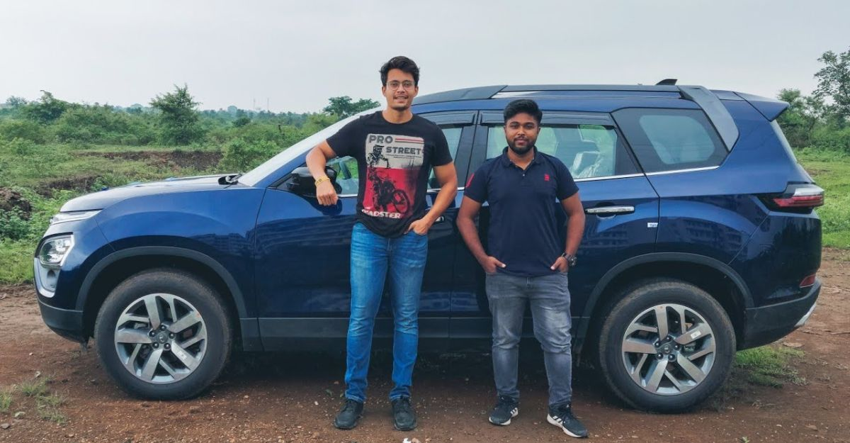 Owner explains why he chose Tata Safari over Toyota Fortuner