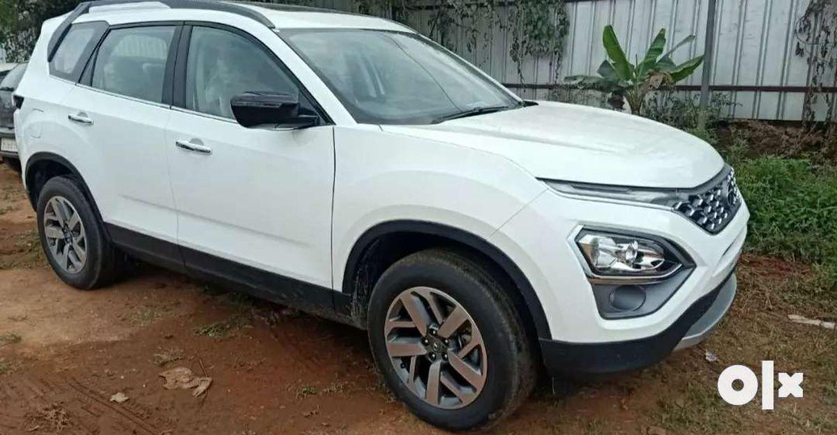 Almost new Tata Safari SUVs for sale: No waiting period