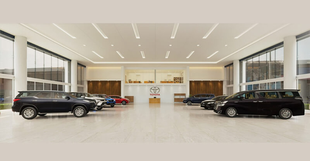 Toyota launches virtual showroom to enhance digital buying experience