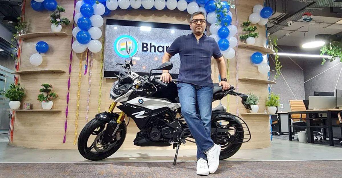 Billion dollar start-up BharatPe offers BMW G 310R, Jawa Perak, Royal Enfield Himalayan & KTM 390 Duke to new joinees