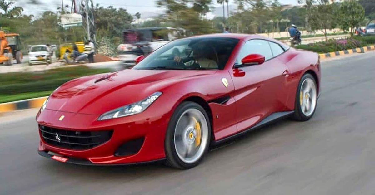 Ferrari supercar SEIZED because details not updated on Vahan website: RTO officials