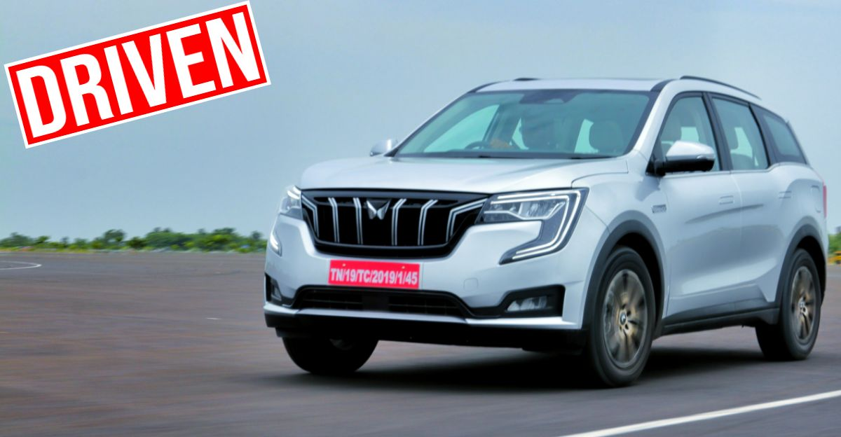 Mahindra XUV700 5 & 7 seat SUVs: First drive review [Video]