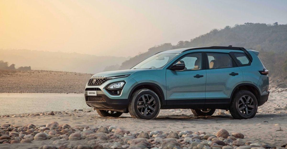 Tata Motors releases new TVC for the Safari 7 seater SUV