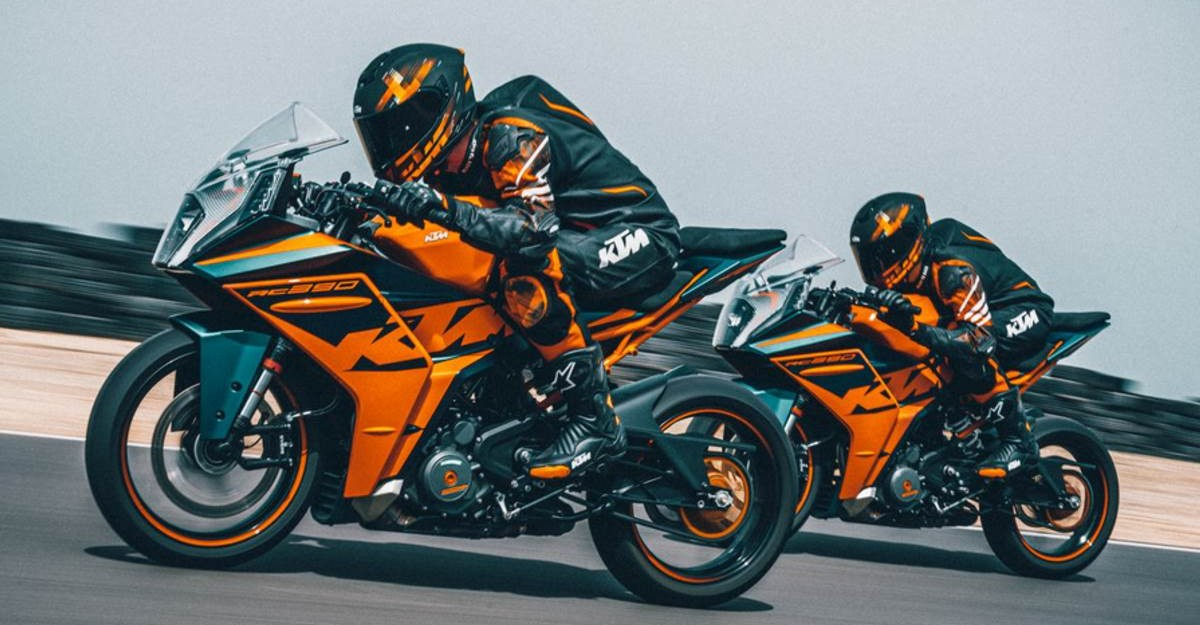 All-new KTM RC 390 & RC 125 revealed with extensive updates in design & mechanicals