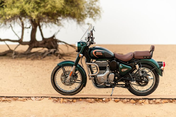 2021 Royal Enfield Classic 350 deliveries begin in India