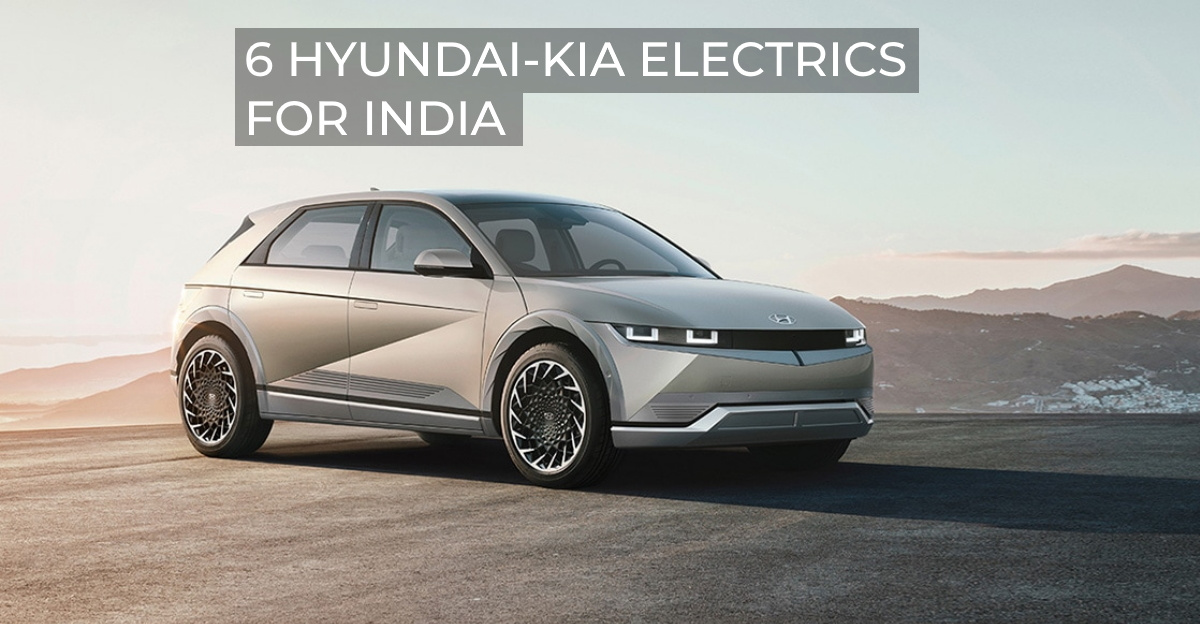 Hyundai & Kia to launch six electric vehicles in India by 2024