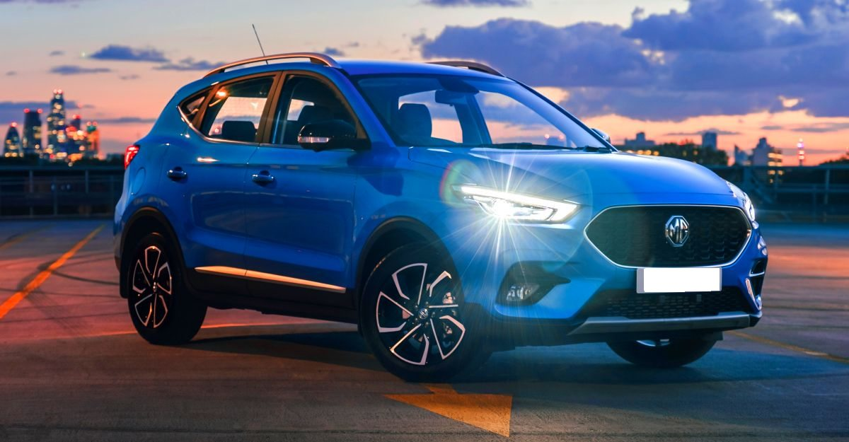 MG Astor compact SUV's launch date revealed