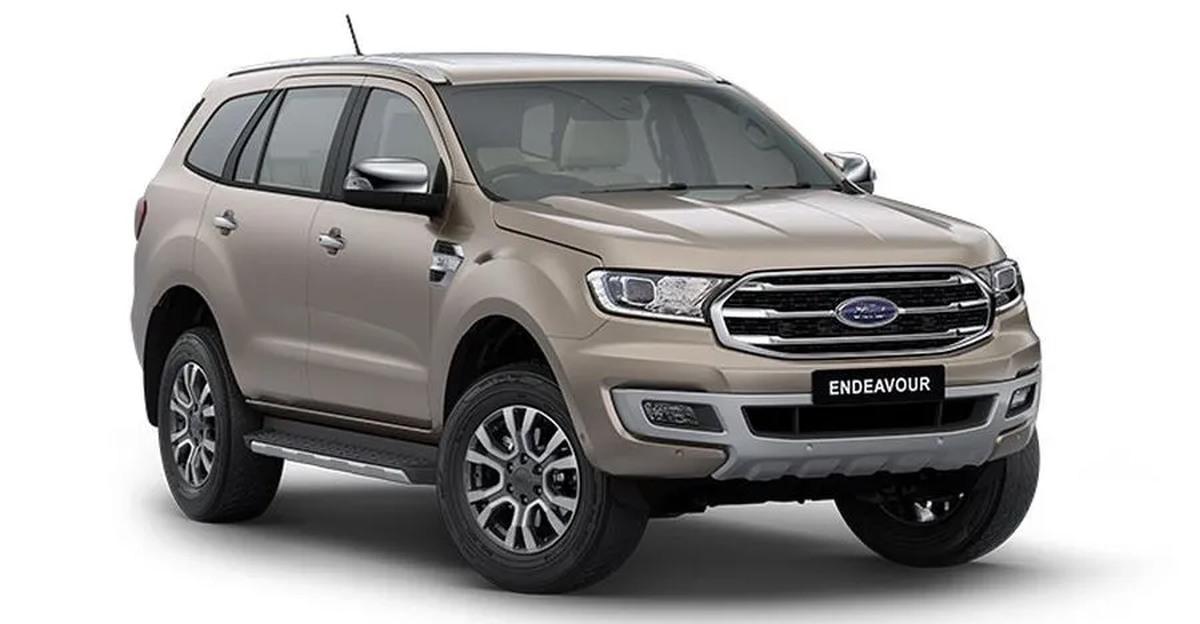 Ford Endeavour Bi-Turbo diesel launch: Confirmed