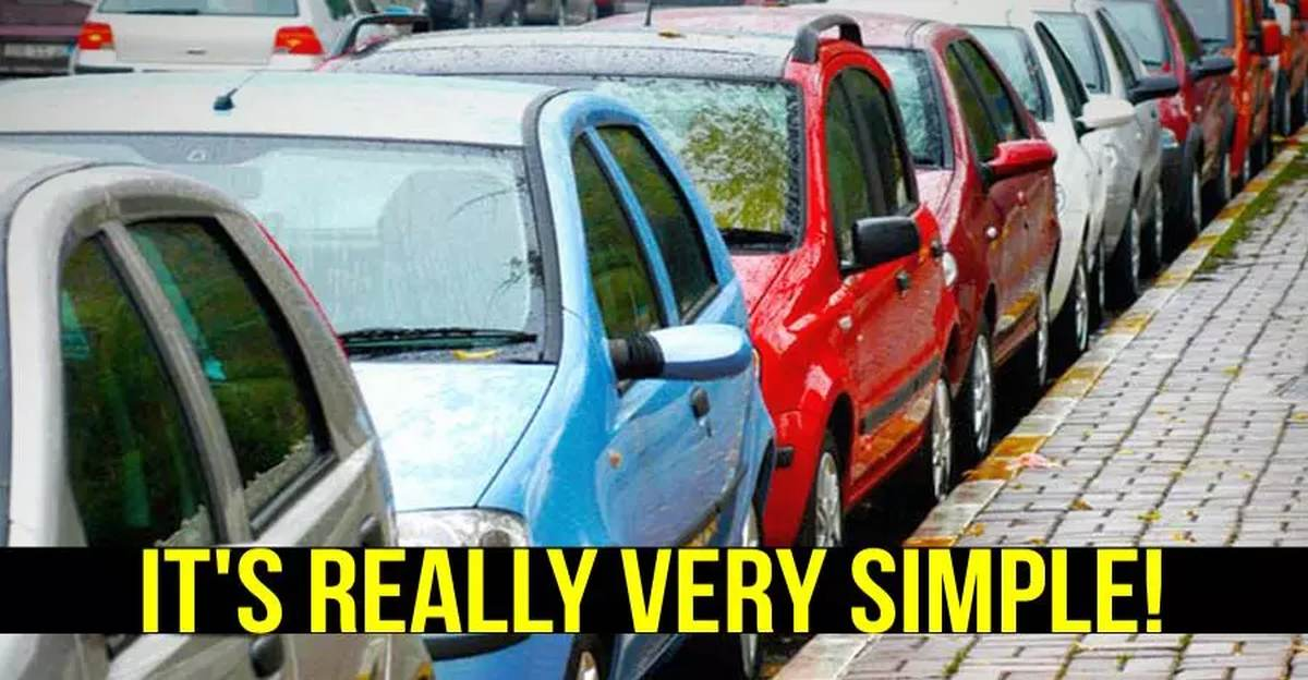 How to parallel park like a boss in just 5 simple steps
