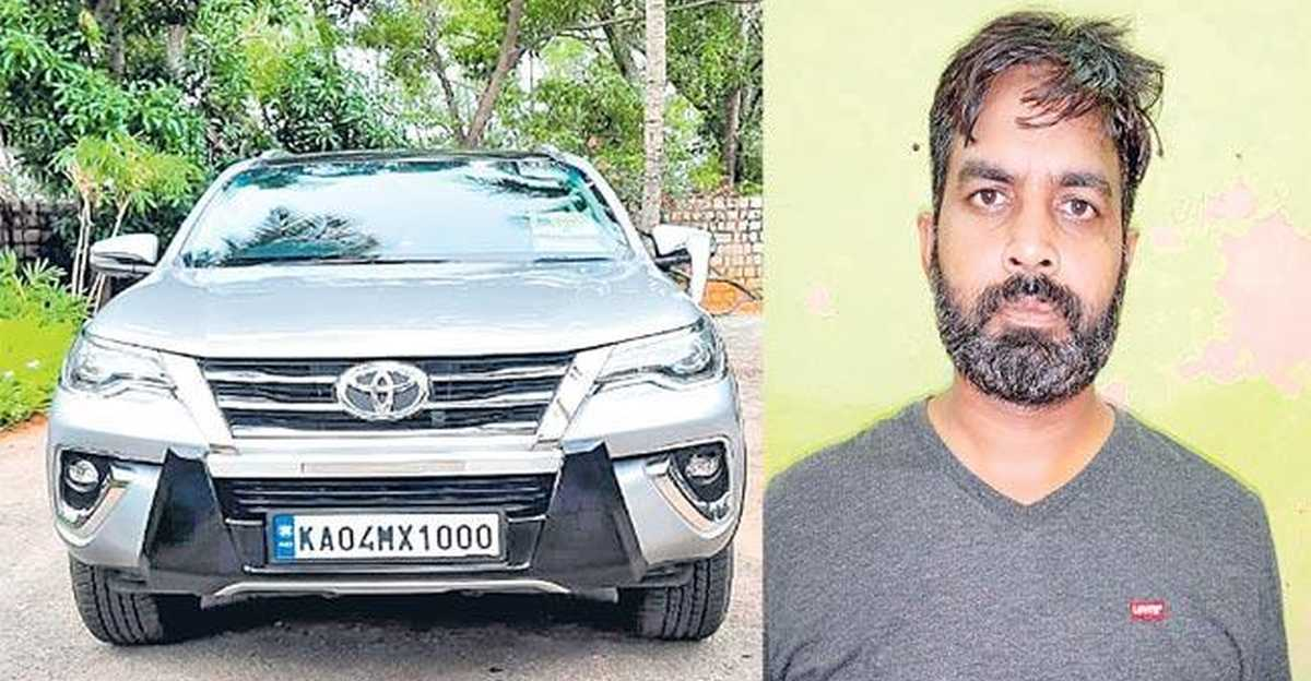 MBA car thief to Hyderabad police: Catch me if you can