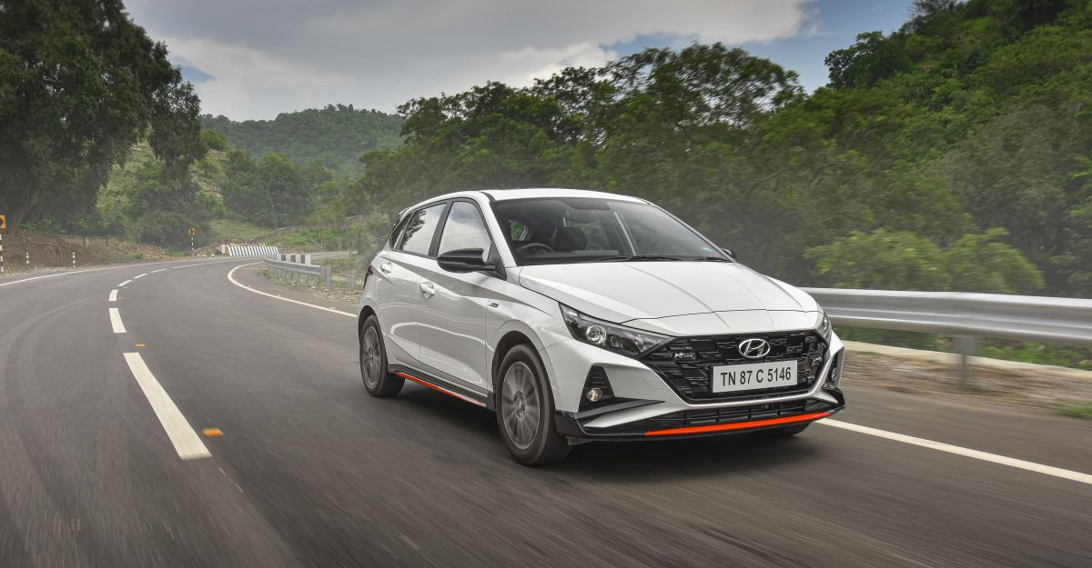 Hyundai i20 N Line 1.0 DCT in Cartoq's first drive review