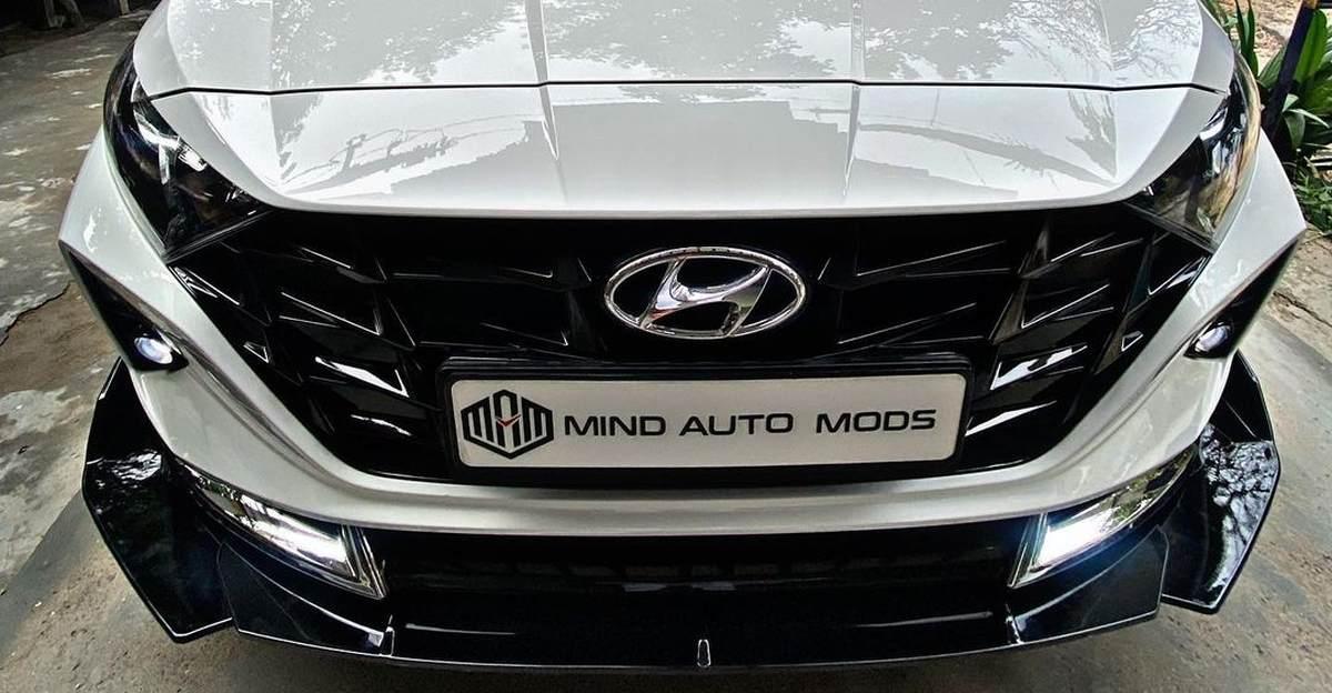 All-new Hyundai i20 modified to look more aggressive