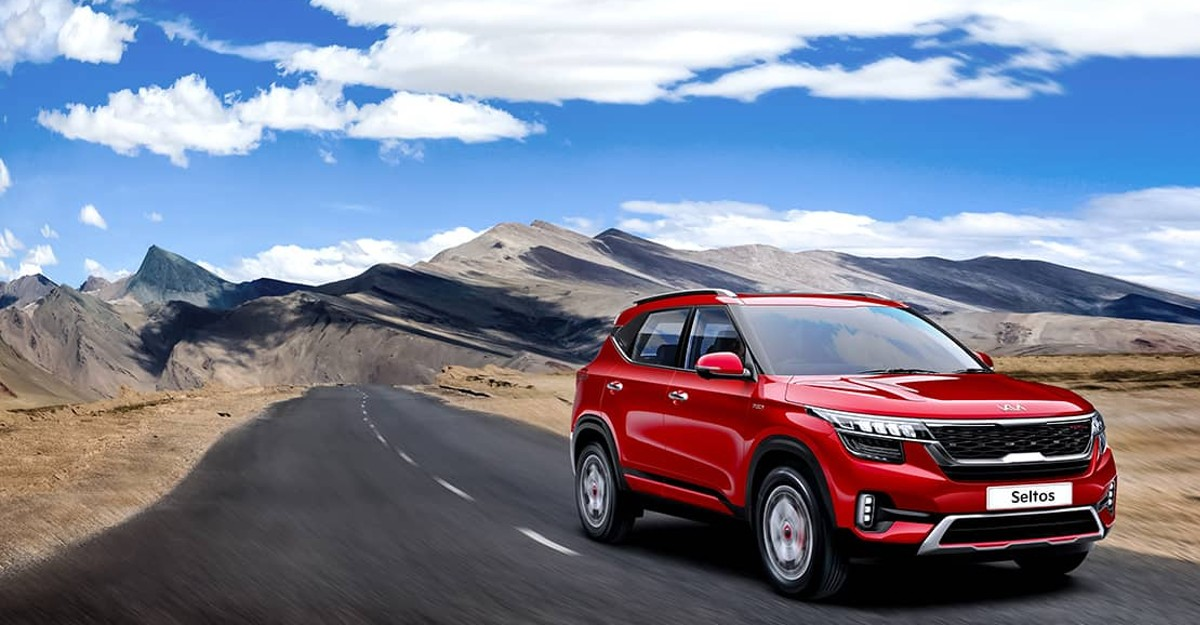 Kia Seltos compact SUV to get a new IMT variant: Details