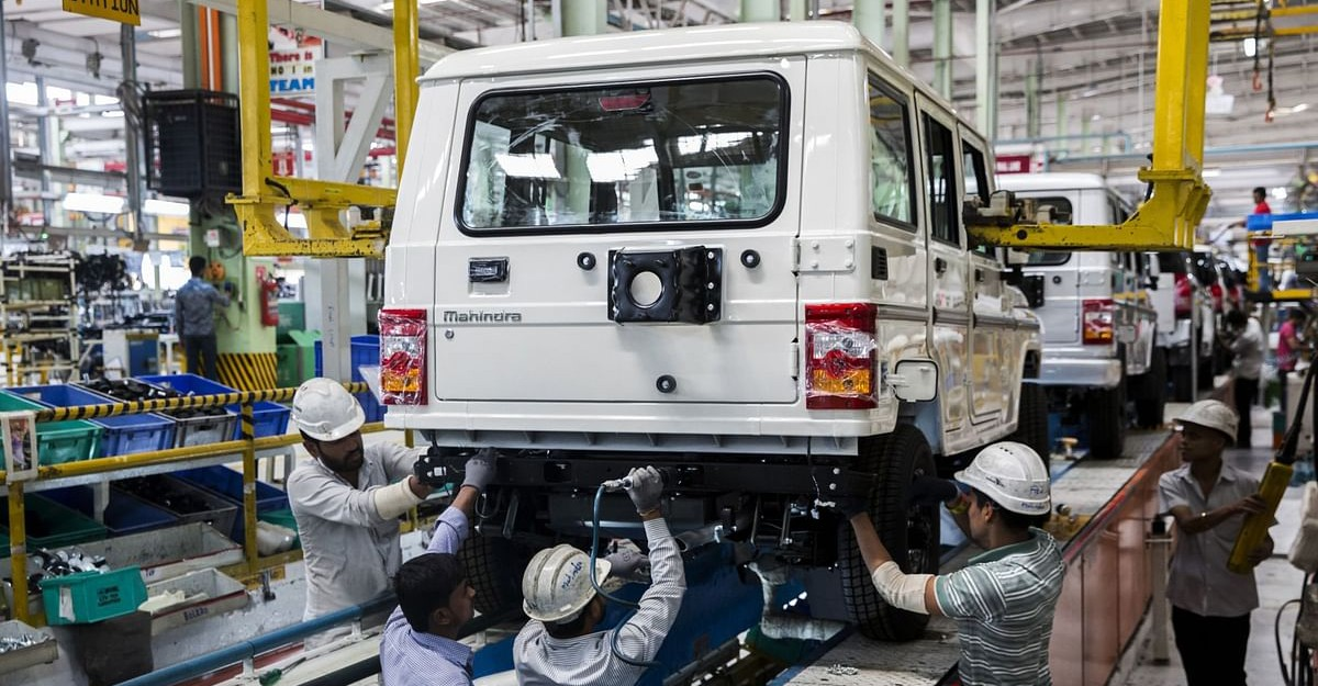 Mahindra to halt SUV production for seven days in September 2021