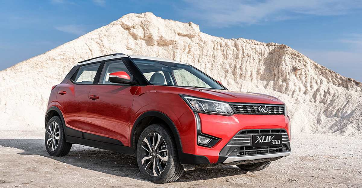 Mahindra XUV300 Petrol to get a solid power boost: Details