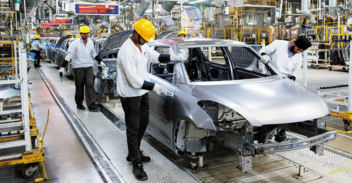Maruti Suzuki to drop production by 60% in September 2021