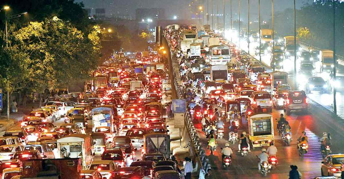 This Indian city tops 'World's most stressful city to drive in' survey: Delhi also in the list