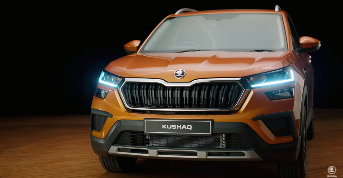 Skoda Kushaq 1.5 DSG with 6 airbags and TPMS: Launch timeline revealed