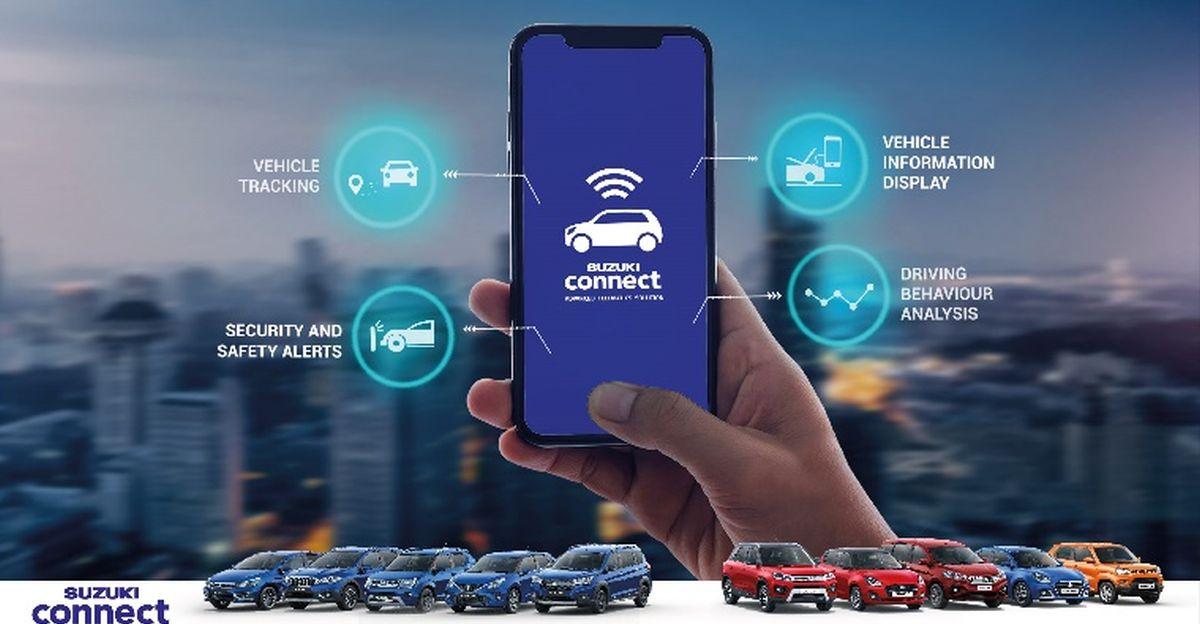 Maruti Suzuki launches Suzuki Connect feature for Swift, Brezza and other ARENA cars