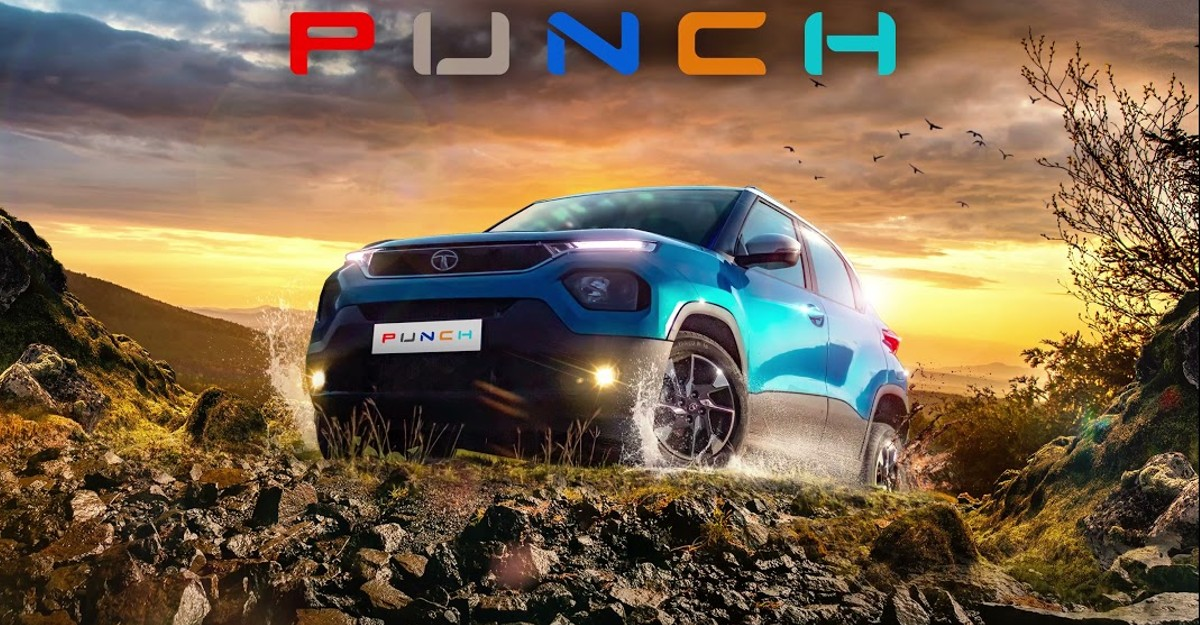 Tata Punch to offer multiple drive modes [Video]