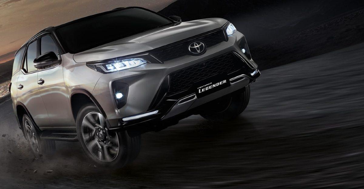 Toyota Fortuner Legender 4X4: Launch timeline revealed