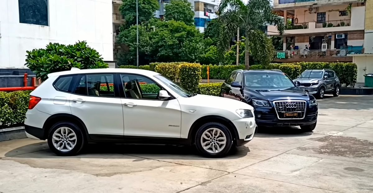 Used BMW X3 and Audi Q5 luxury SUV selling at under Rs 10 lakh