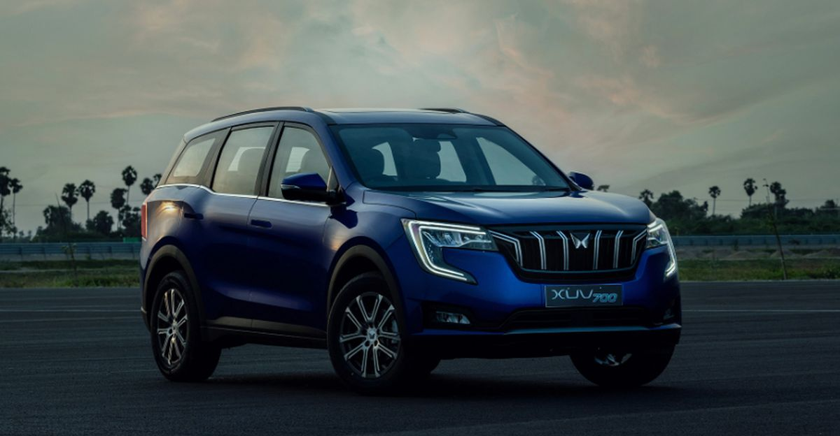 Mahindra XUV700 production details revealed