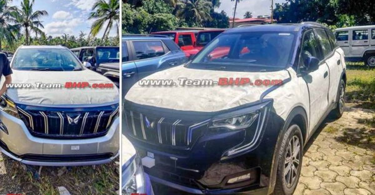 Mahindra XUV700 reaches dealership before official launch