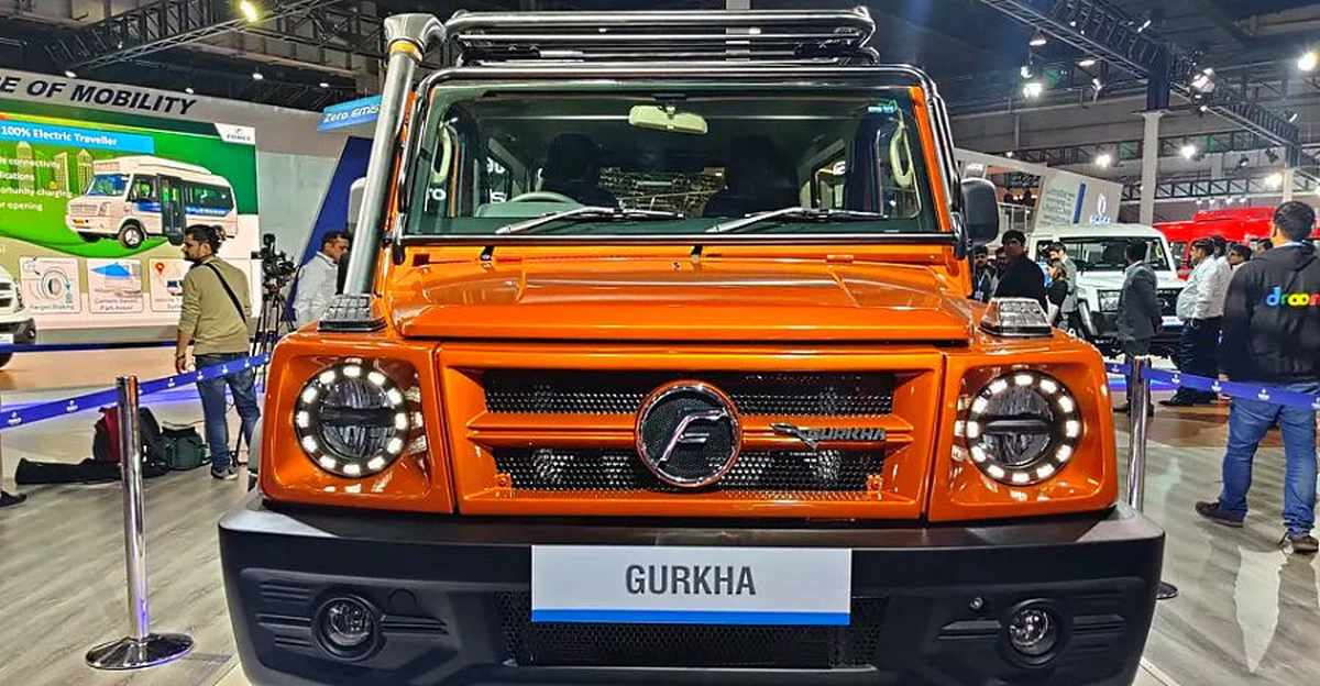 Force Motors teases the new Gurkha ahead of official launch: Will rival Mahindra Thar