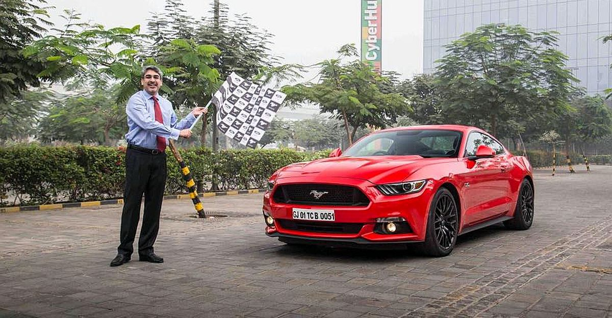 Ford India MD & Director get anticipatory bail from Delhi court in Cheating Case