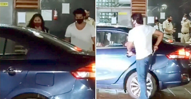 Actor drives Maruti Suzuki Ciaz to Siddharth Shukla's home: Gets called 'Poor'