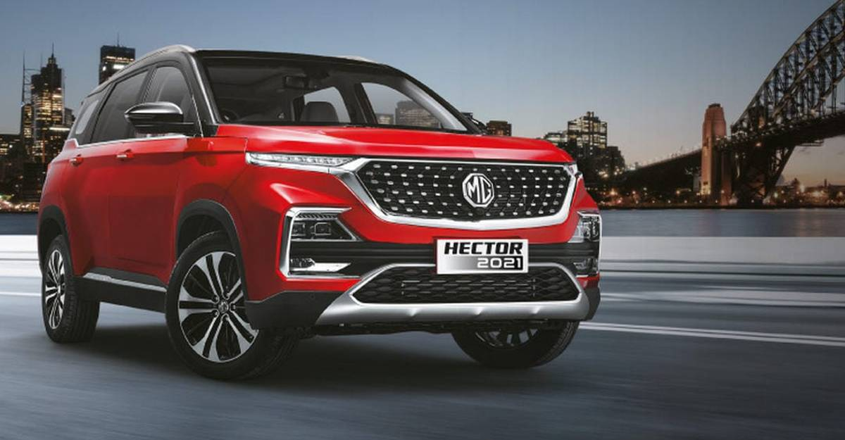 MG Hector variants rejigged ahead of festive season sales