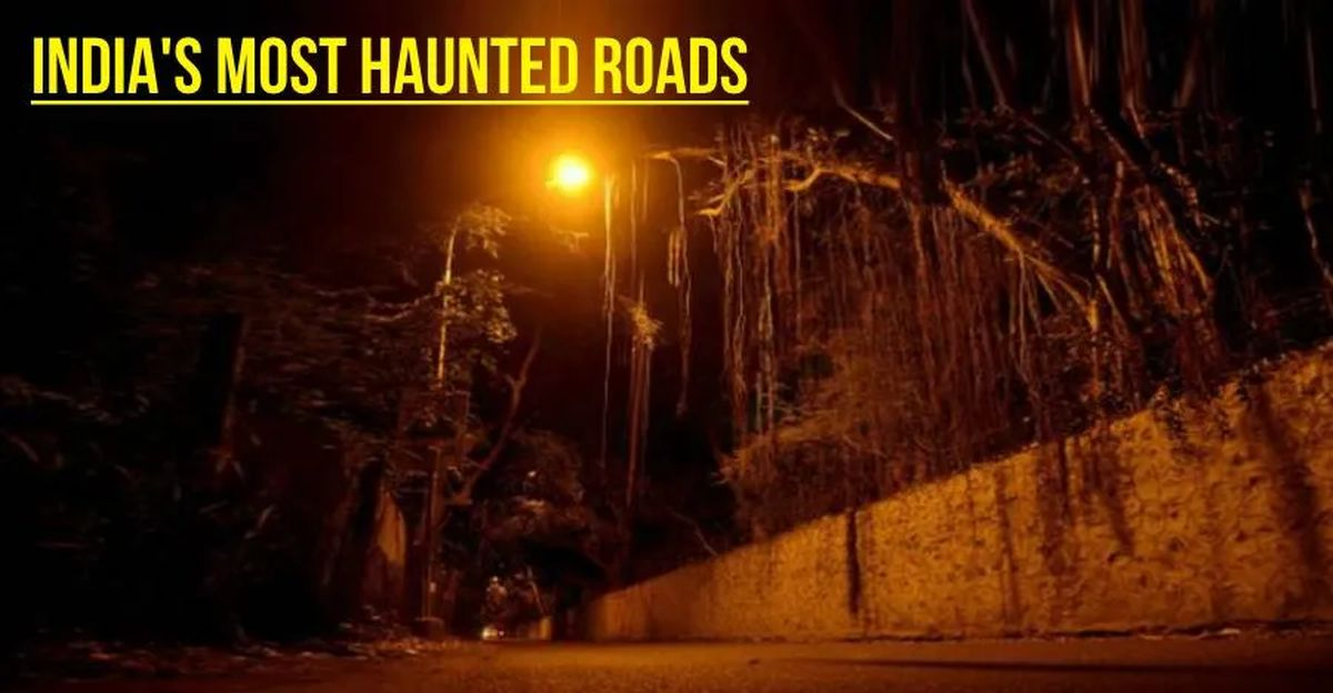 India's Scariest Roads To Drive After Dark