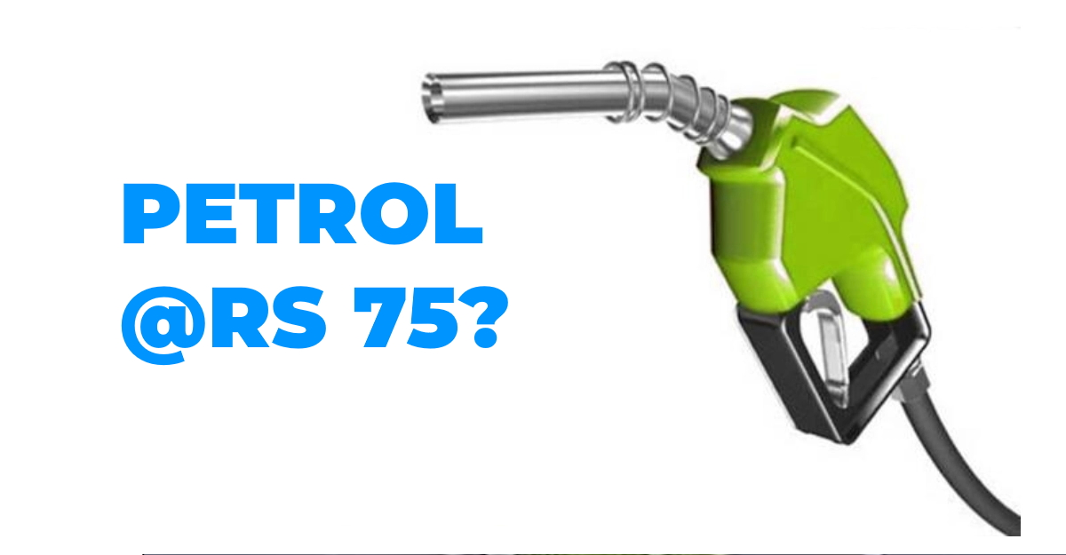 Petrol, diesel could get cheaper by Rs. 25 rupees/liter: Here's why