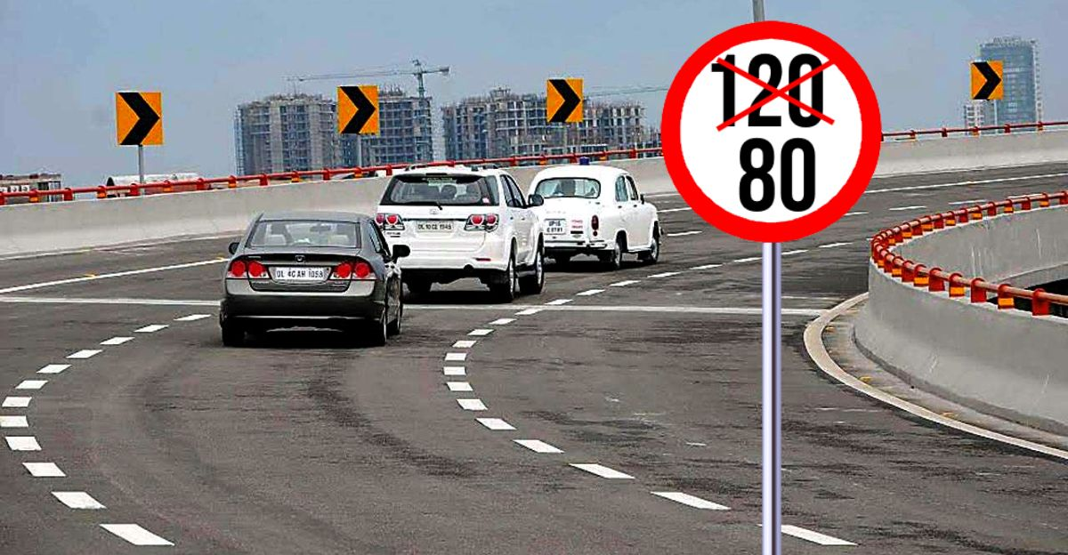 Reduce highway & expressway speed limit to 80 KMPH from 120: High Court