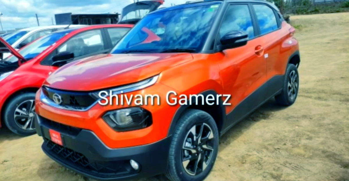 Tata Punch micro SUV reaches dealerships before official launch: New video reveals more
