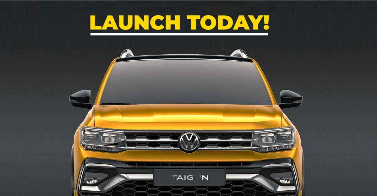 Volkswagen Taigun compact SUV launching today: All you need to know